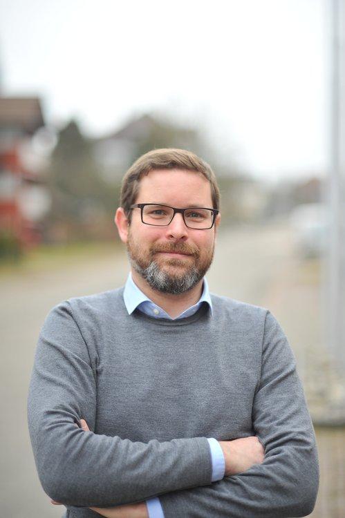 Gemeindepräsident Thomas Goldinger